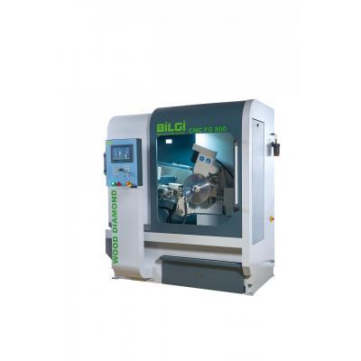 FG-800 CNC DAİRE TESTERE  İÇ BİLEME MAKİNASI