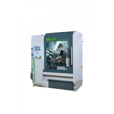 NC FG -800  2 AXIS  DAİRE TESTERE İÇ BİLEME MAKİNESİ